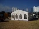 Zelt mit 6m Breite